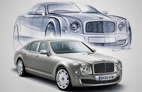 Лимузин Bentley Mulsanne