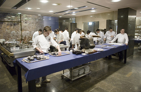 Ресторан в Испании El Celler De Can Roca
