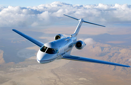 Лайнер Hawker 4000 от Hawker Beechcraft Corporation