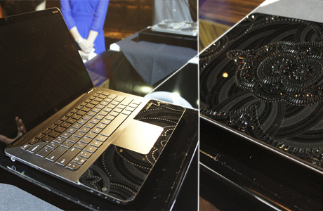 Limited Edition Swarovski Laptop