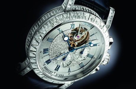 Marine Tourbillon 5839 High Jewellery