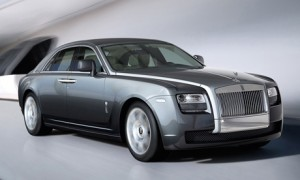 Седан Rolls-Royce Ghost