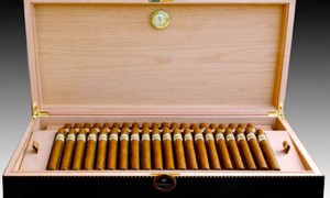 Cohiba 30th Aniversario Humidor Double Robustos