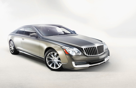 Maybach 57 S Cruiserio Coupe