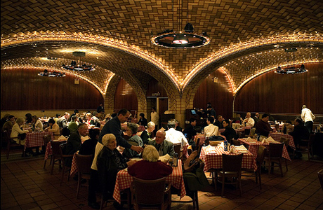 The Grand Central Oyster Bar