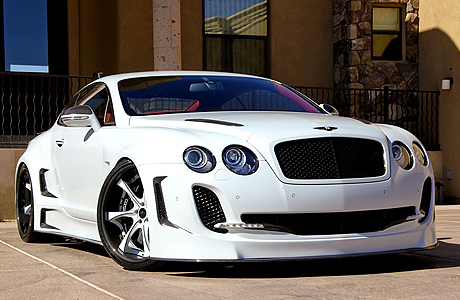 Bentley Continental GT Prestige Wrap&Customs