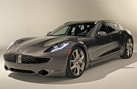 Fisker Surf от Fisker Automotive