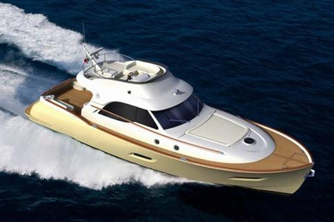 Яхты и катера : Mochi Craft Dolphin 54 Fly  от компании Ferretti Group