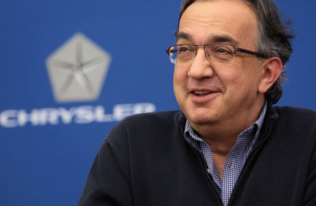 Глава концернов Chrysler Group и Fiat