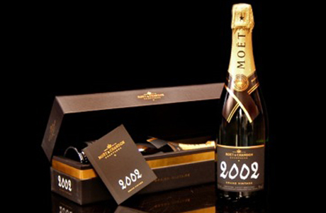 Шампанское Moet & Chandon Grand Vintage 2002