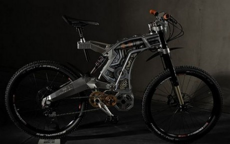 Электровелосипед  M55 e-bike Terminus Royal