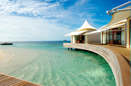 Курорт W Retreat & Spa Maldives на мальдивах