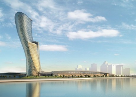 Hyatt Capital Gate в Абу-Даби