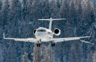 Авиа : Авиалайнер Challenger 605 от Bombardier Aerospace
