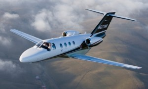 Авиа : Бизнес-джет Cessna 525 Citation CJ1+ от Cessna Aircraft Company