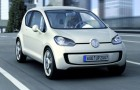 Электрокар Volkswagen up!