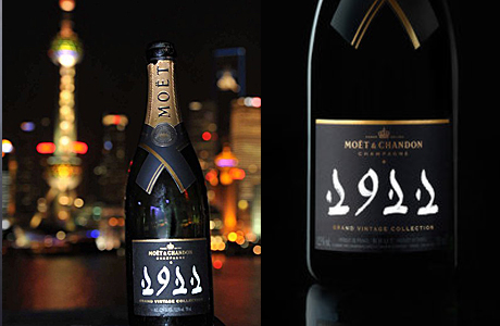 Шапманское Moet et Chandon Grand Vintage 1911 года