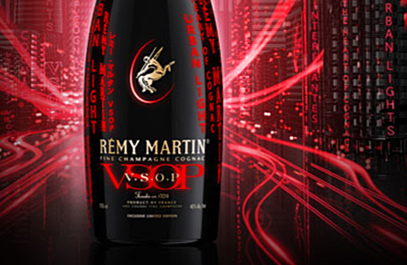 Коньяк Remy Martin V.S.O.P. Urban Light