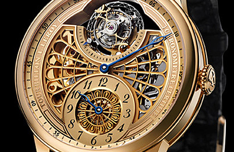 Часы Osmior Skeleton Tourbillon Regulator