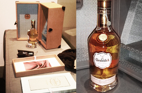 Алкоголь и сигары : Glenfiddich Janet Sheed Roberts Reserve продадут на аукционе