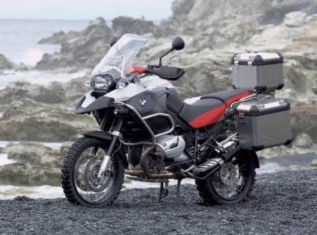 Мотоцикл BMW R 1200 GS Adventure