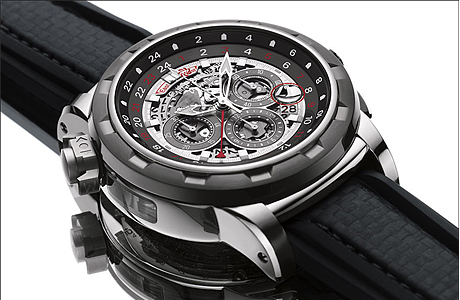 Часы от Carl F. Bucherer