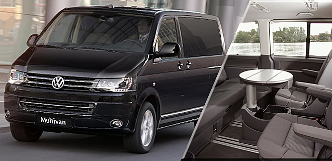 Volkswagen T5 Multivan Business