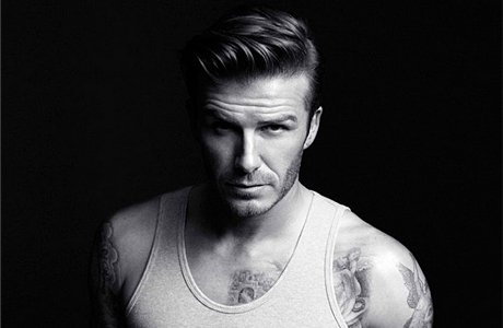 Дэвид Бекхэм для David Beckham for H&M