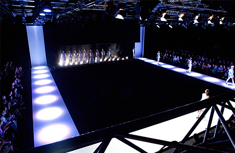 Mercedes-Benz Fashion Week Russia 2012
