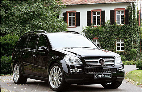 Mercedes Benz GL 500 Ксении Собчак