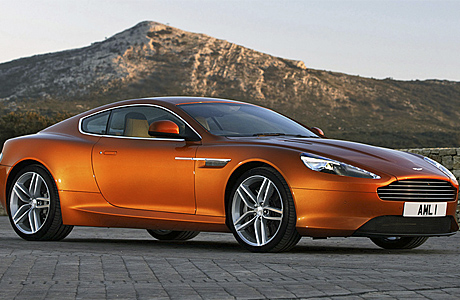 Суперкар Aston Martin Virage