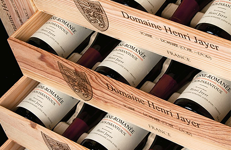 Christie's To Auction Rare Vintages от Анри Жайе