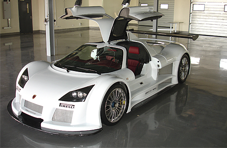 Суперкар Gumpert Apollo