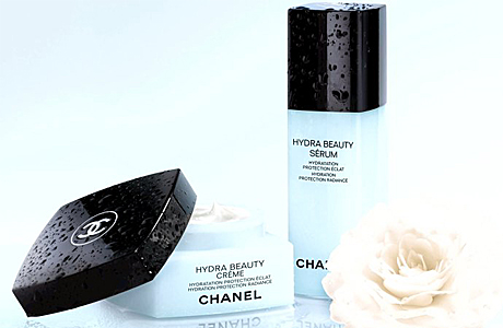 Hydra Beauty Gel Creme и Hydra Beauty Creme от Chanel