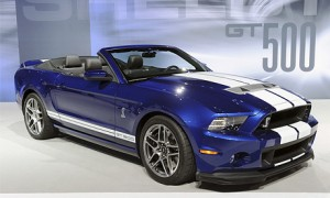 Новости: Ford Mustang Shelby GT500