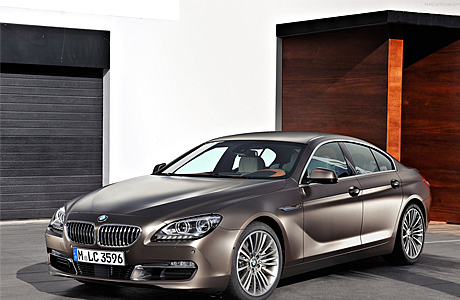 Новости: BMW 6-Series Gran Coupe