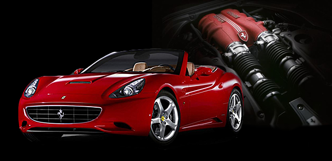 Новости: Ferrari California обновили