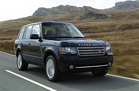 Range Rover Vogue Мирча Луческу