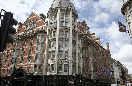Отель Radisson Edwardian Bloomsbury