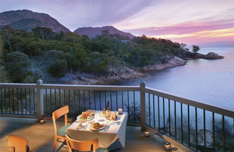 Отель Freycinet Lodge