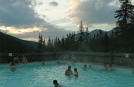 Miette Hot Springs Resort