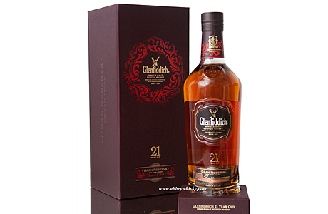 Glenfiddich Gran Reserva 21 Years Old Single Malt Scotch Whisky