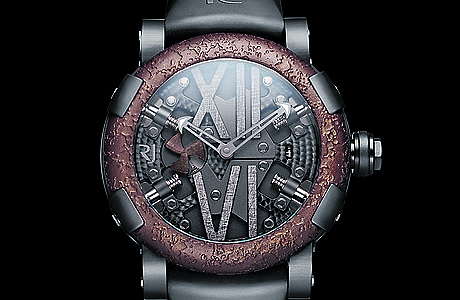 Romain Jerome - Steampunk Auto