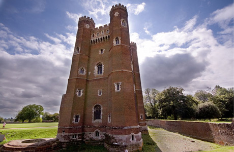 парк Tattershall Castle
