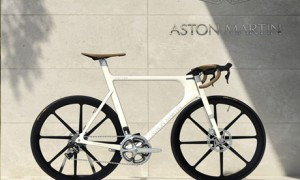 Aston Martin One-77 Cycle стоит $38 тыс.