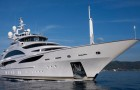 Суперяхта Benetti Diamonds are Forever