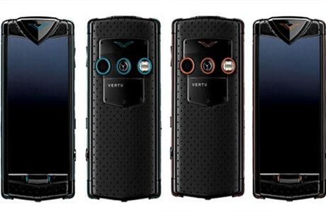 Новая линейка Vertu Constellation Black Neon