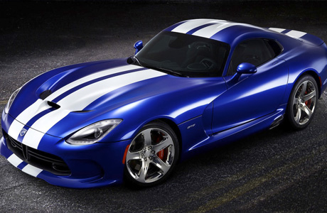 2013 Viper GTS Launch Edition от Chrysler