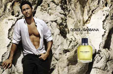 Ноа Миллс Dolce & Gabbana Pour Homme