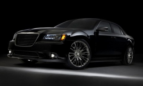 Автомобиль Chrysler 300C John Varvatos